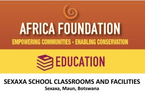 Africa Foundation Notice Board