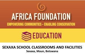Africa Foundation Notice Board
