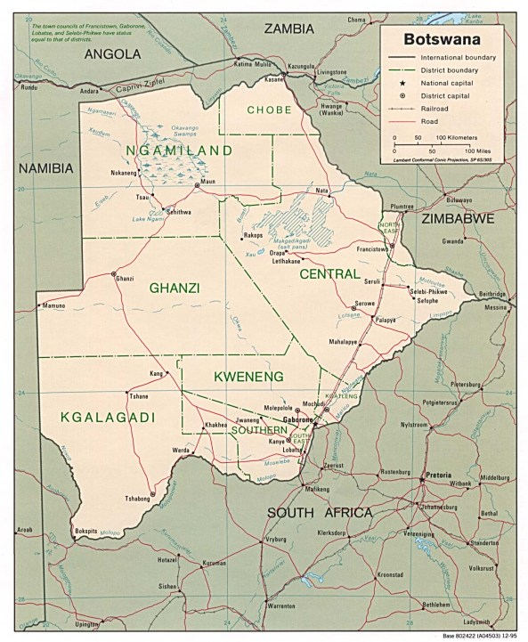 detailed_political_and_administrative_map_of_botswana