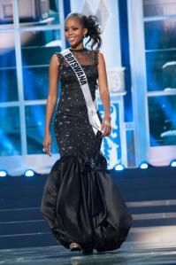 Miss Universe Botswana - Tsaone Macheng
